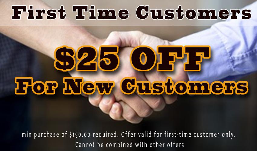 Customer Discount