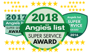 Super Service Award for Carpet Cleaning Services
